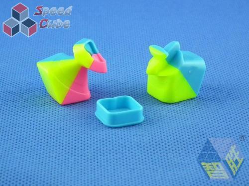 ZhiSheng YuXin Huan Unicorn 3x3x3