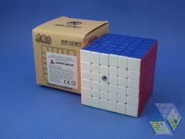 ZhiSheng YuXin Little Magic 6x6x6 Kolorowa