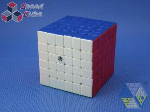 ZhiSheng YuXin Little Magic 6x6x6 Kolorowa