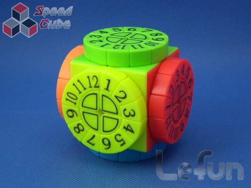 LeFun Time Machine Numerical Kolorowa