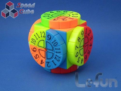 LeFun Time Machine Numerical Kolorowa