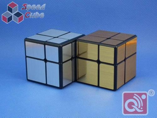 QiYi Mirror 2x2x2 Silver