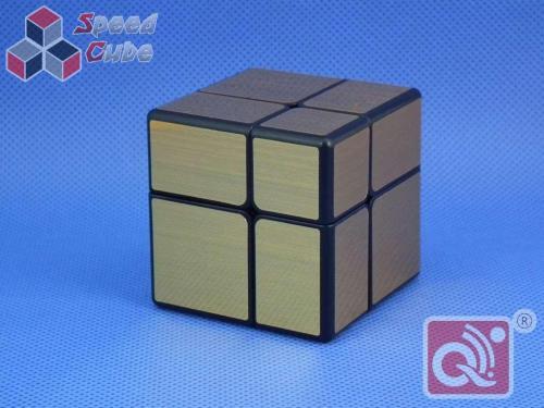 QiYi Mirror 2x2x2 Gold