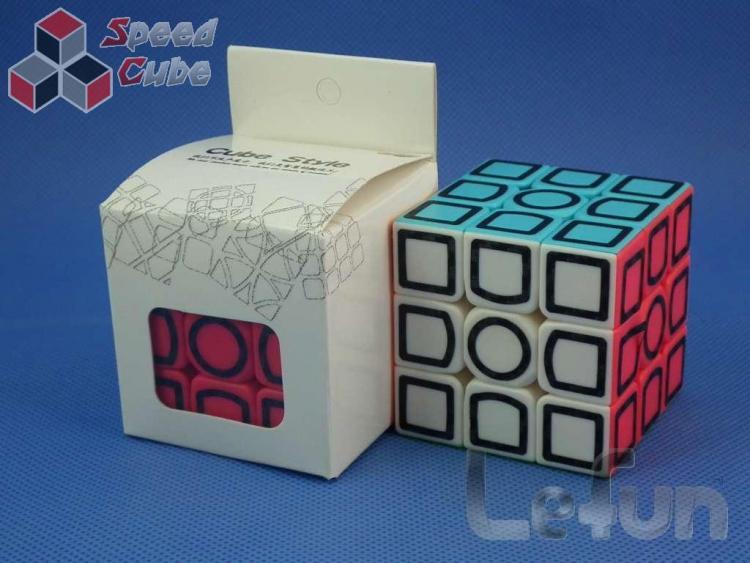 LeFun 3x3x3 Hollow Carbon Standard