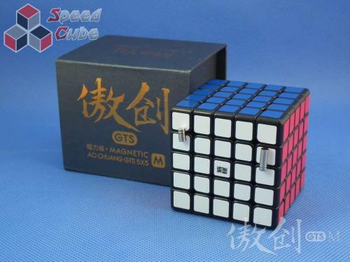 MoYu AoChuang GTS M 5x5x5 Czarna