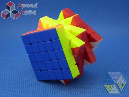 ZhiSheng YuXin Yun Kylin 5x5x5 Kolorowa