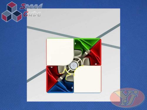 YongJun MGC 2x2x2 Magnetyczna Kolorowa