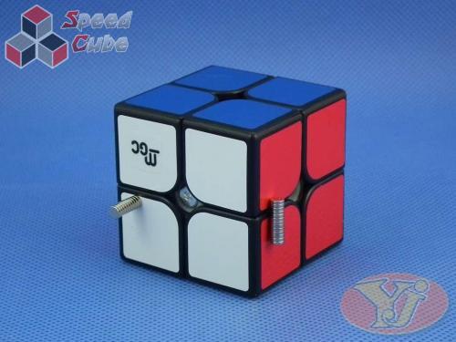 YongJun MGC 2x2x2 Magnetyczna Czarna
