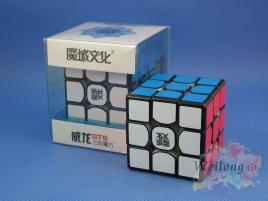 MoYu WeiLong GTS 3x3x3 Primary/Black