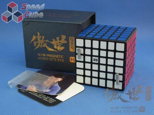MoYu AoShi GTS M 6x6x6 Czarna