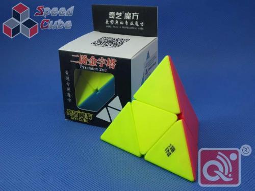 QiYi Pyraminx 2x2x2 Kolorowa