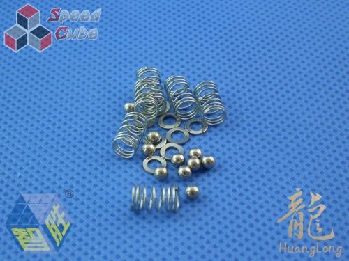 ZhiSheng YuXin HuangLong 3x3x3 Czarna