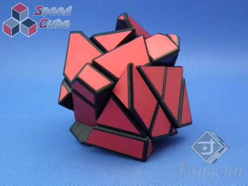 FangCun Ghost Cube Black Body Red Stick.