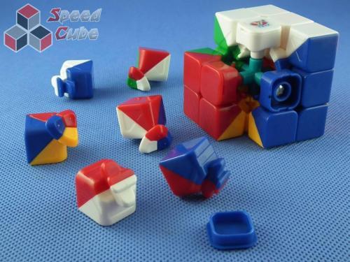 MoYu Yulong 3x3x3 Kolorowa