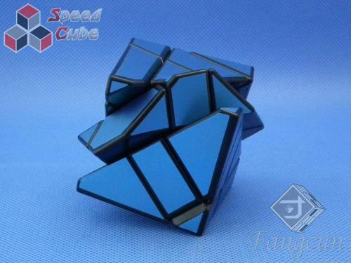 FangCun Ghost Cube Black Body Blue Stick.