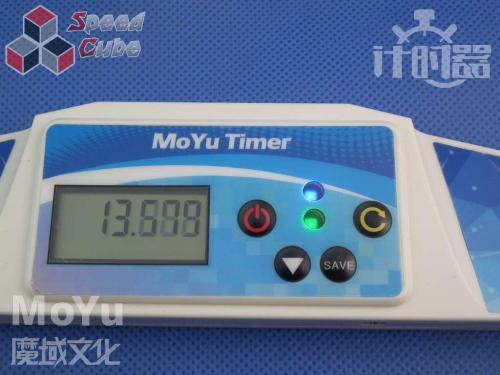 MoYu Timer White