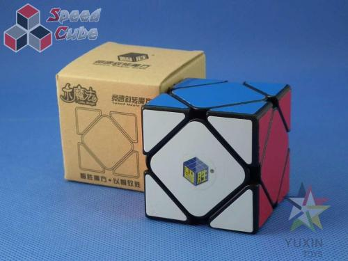 ZhiSheng YuXin Little Magic Skewb Czarna