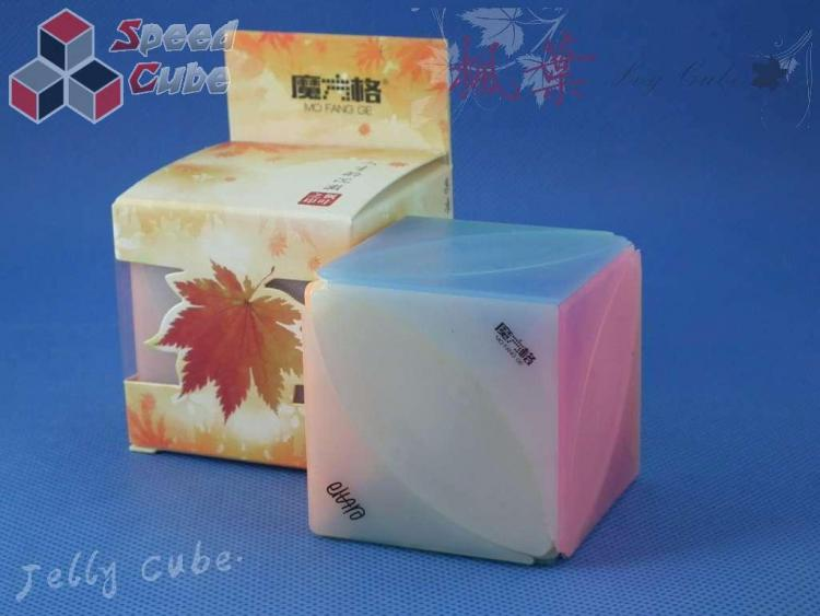 MoFangGe Ivy Cube Transparent Jelly