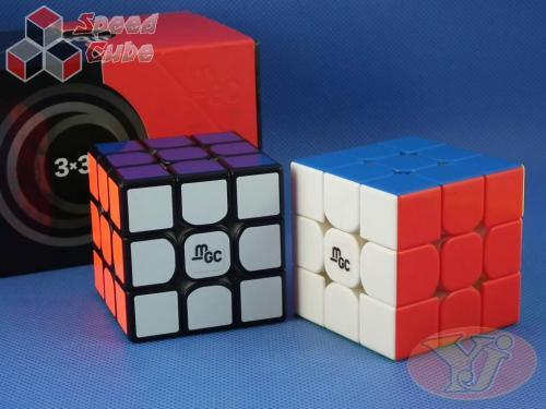 YongJun MGC 3x3x3 II Magnetyczna Czarna
