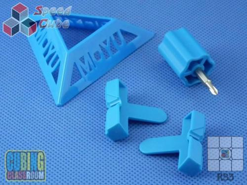 MoYu MoFang JiaoShi 3x3x3 MF3RS3 Kolorowa