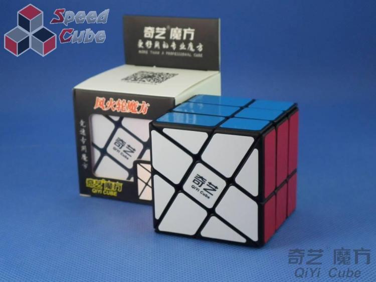 QiYi Windmill 3x3x3 Czarna