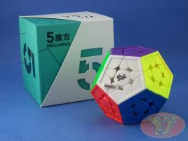 YongJun MGC Megaminx Magnetic Kolorowa