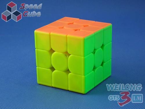 MoYu WeiLong GTS3 LM 3x3x3 Kolorowa
