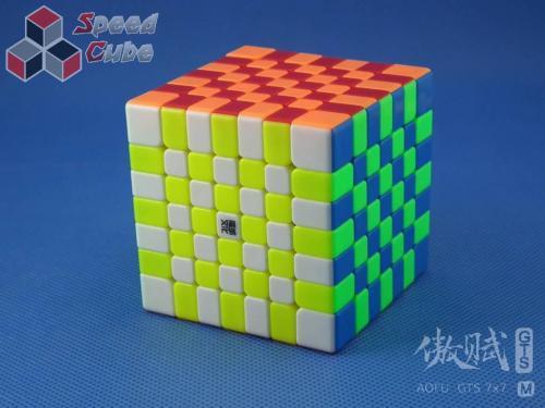 MoYu AoFu GTS M 7x7x7 Kolorowa