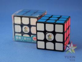 YuXin Kylin V2 3x3x3 Magnetyczna Czarna