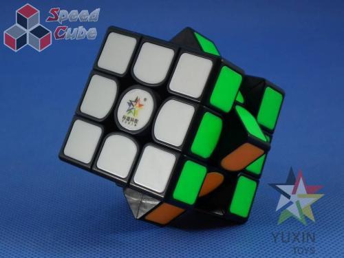ZhiSheng YuXin Kylin V2 3x3x3 Czarna