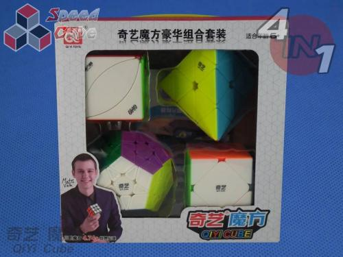 QiYi Zestaw 4in1 Combination E Stickerless
