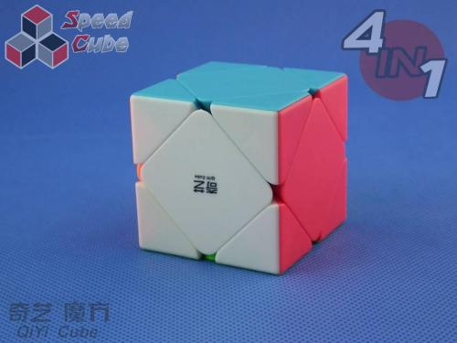 QiYi Zestaw 4in1 Combination E Stickerless