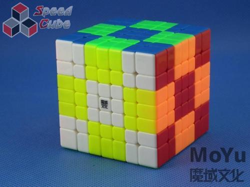 MoYu AoFu GTS 7x7x7 Kolorowa