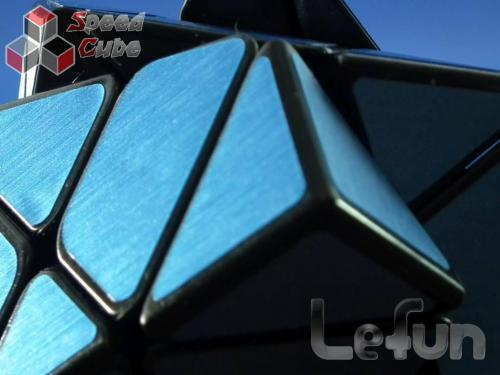 LeFun Axis Blue Strong Stickers