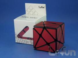 LeFun Axis Red Strong Stickers