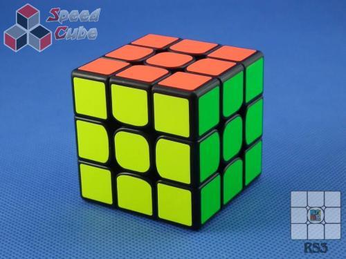 MoYu MoFang JiaoShi 3x3x3 MF3RS3 Czarna