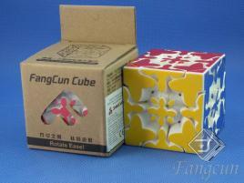 FangCun Geared MixUp White Print Stick.