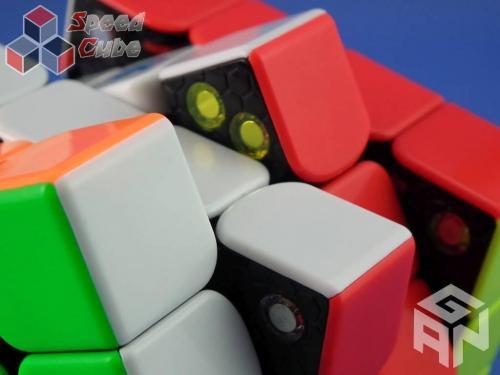 Gans GAN460 Magnetyczna 4x4x4 Kolorowa