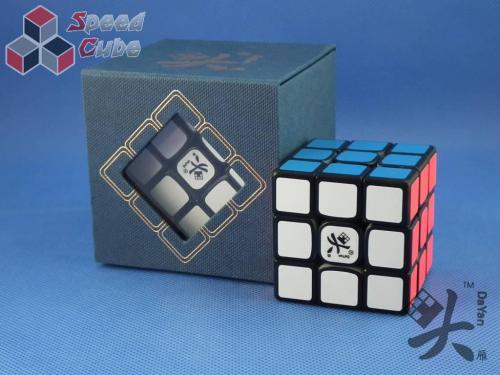 DaYan TengYun 3x3x3 M Magnetyczna Czarna