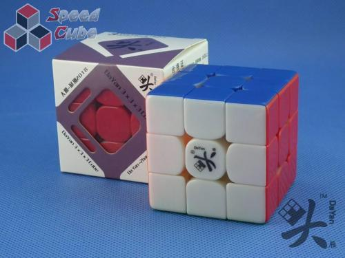 DaYan ZhanChi NEW 2018 3x3x3 Kolorowa