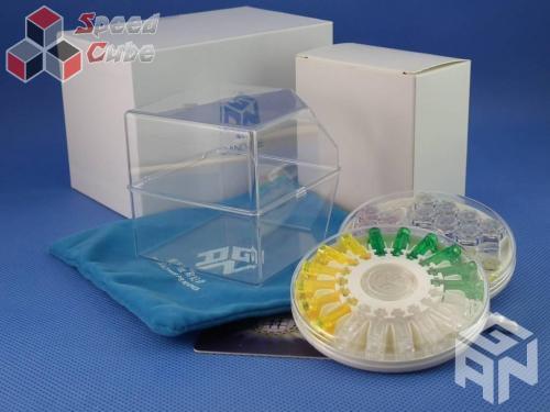 GAN356 X IPG V5 3x3x3 Magnetic Kolorowa