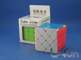 LeFun 4x4x4 Fisher Kolorowa