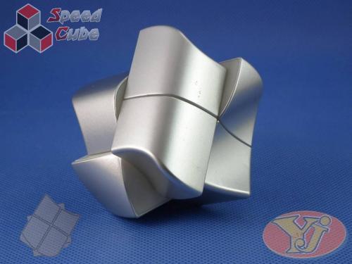YongJun YuanFang 2x2x2 Silver