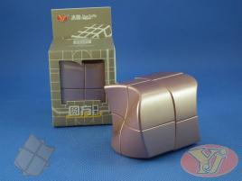 YongJun YuanFang 2x2x2 Rose Gold