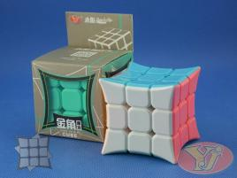YongJun JinJiao 3x3x3 Stickerless
