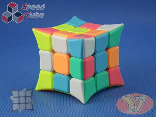 YongJun JinJiao 3x3x3 Stickerless
