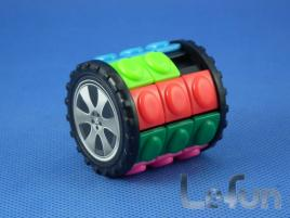 LeFun 3 layer Plastic Corn Stickerless
