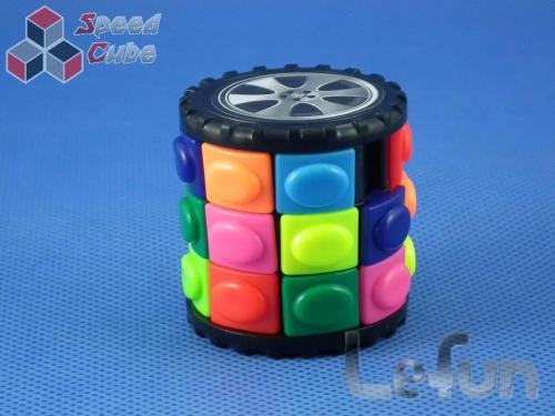 LeFun 3 layer Plastic Corn Stickerless