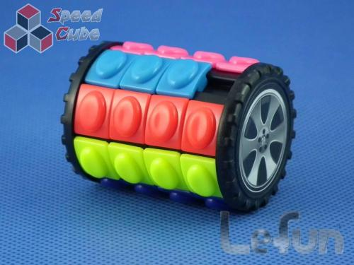 LeFun 4 layer Plastic Corn Stickerless