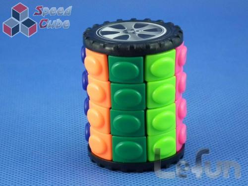 LeFun 4 layer Plastic Corn Stickerless